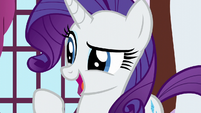 """Rarity """"do you think you can handle that?"""" S6E11"""