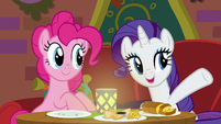 """Rarity """"this is our mission!"""" S6E12"""