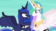 S07E10 Księżniczka Luna nareszcie rozumie swoją siostrę
