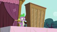 """Spike """"I-I mean"""" S5E11"""