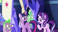 Starlight Glimmer -that's not good- S7E15