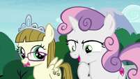 Sweetie Belle -I think I cracked this one- S7E6