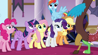 """Twilight """"what are you doing here?!"""" S9E2"""