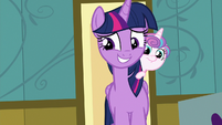 """Twilight Sparkle """"and clean up"""" S7E3"""