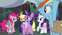 Twilight Sparkle -not that I don't want- S8E25