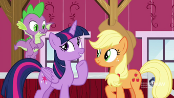 Harvesting Memories My Little Pony Friendship Is Magic Wiki Fandom