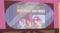 """Cutie Mark Crusaders """"this is bad"""" S4E15"""
