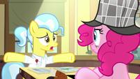 """Dr. Fauna """"perhaps it's a pie pandemic!"""" S7E23"""