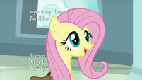 """Fluttershy """"there's also a lot of insight"""" S9E21"""
