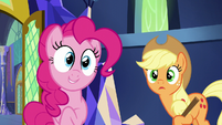 "Pinkie ""gonna eat them super soon"" S5E19"