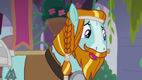 Rockhoof -the students were so interested- S8E21