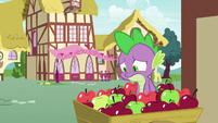 Spike unable to find a friendship problem S7E15