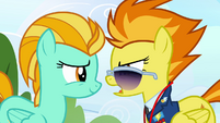 Spitfire 'You want a chance to prove yourself, huh' S3E07