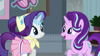 """Starlight """"just the pony I'm looking for!"""" S8E17"""