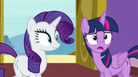 """Twilight """"never seen Spike this sad before"""" S9E19"""