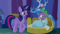 """Twilight """"these things can be stress-related"""" S8E11"""