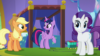 Twilight -it's been hard to keep it to myself!- S5E19