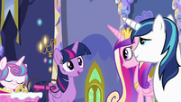 """Twilight Sparkle """"I'll have to check with Spike"""" S7E3"""