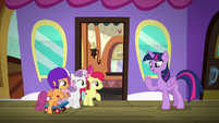 """Twilight Sparkle """"been wanting to visit"""" S8E6"""