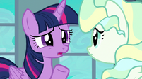 """Twilight Sparkle """"what about you?"""" S6E24"""