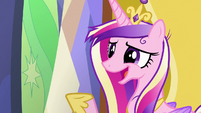"""Cadance """"you didn't have to do all that"""" S7E3"""