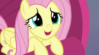 """Fluttershy excited """"hatching season?!"""" S9E9"""