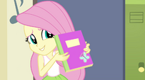 Fluttershy wants to sing her song EG2