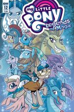 Legends of Magic issue 12 cover B
