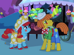 Mr. and Mrs. Cakes costumes S2E4