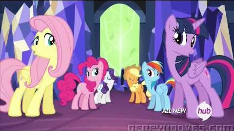 My Little Pony Friendship is Magic - 'Let the Rainbow Remind You' Song-0