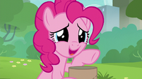 """Pinkie Pie """"you did it again!"""" S6E3"""