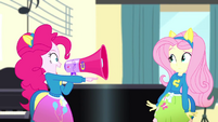 """Pinkie Pie """"you say 'Hands'!"""" SS4"""