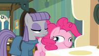 Pinkie Pie running for cider S4E18