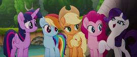 Rarity ready to save Equestria MLPTM