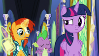 """Spike """"and that's my fair share"""" S8E8"""