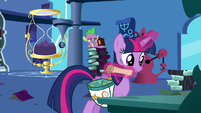 Spike -Have you been awake all night-- S5E12