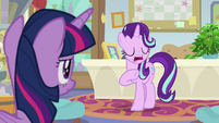"Starlight ""I didn't have any students"" S9E20"