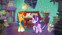 """Sunburst """"I-I can't even come close to doing something like that!"""" S6E2"""