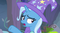 "Trixie ""somepony probably should"" S7E17"
