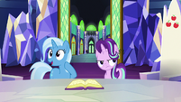 "Trixie ""your magic was strong enough"" S7E2"