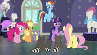 """Twilight """"needed to be somepony else"""" S8E4"""