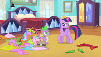 """Twilight """"you're coming with me now!"""" S4E24"""