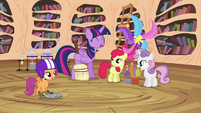 Twilight -see you next time- S4E15