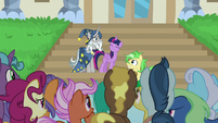 Twilight happy to have more students S8E16