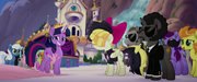 Bodyguard pony 1 -you have visual on buttercream-- MLPTM.png