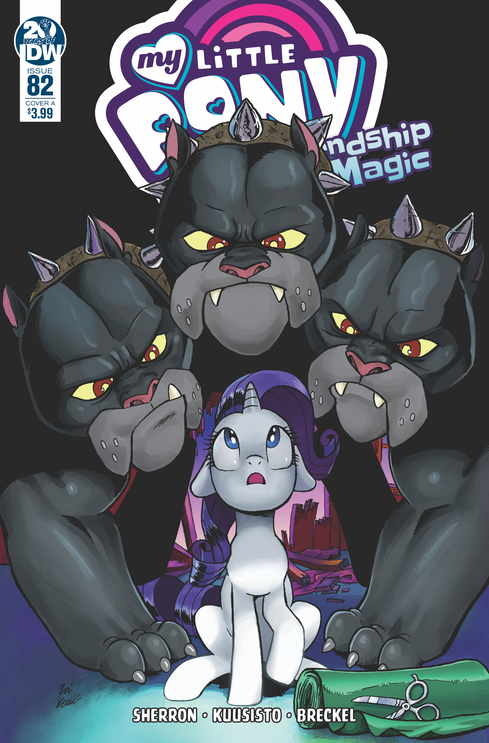 Friendship is Magic Issue 82