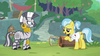 """Dr. Fauna """"before they get their flame"""" S9E18"""