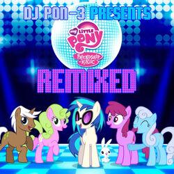 Friendship is Magic Remixed album cover.jpg