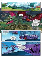 My Little Pony Transformers II issue 1 page 2