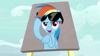 """Rainbow """"my confidence comes off as cocky"""" S7E14"""